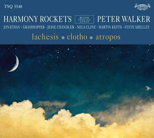 Harmony Rockets and Peter Walker - Lachesis / Clotho / Atropos