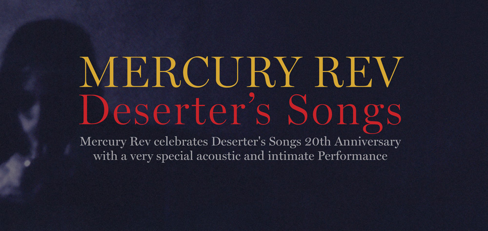 Deserter's Songs 20th Anniversary Tour