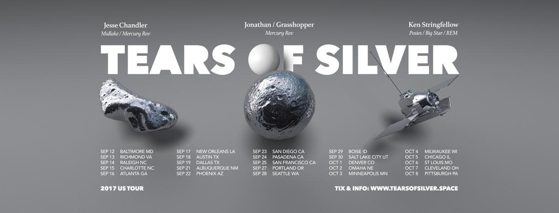 Mercury Rev Tears of Silver Tour
